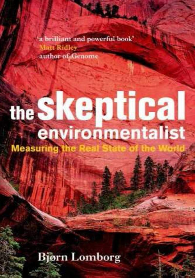 Bjørn Lomborg's The Skeptical Environmentalist (2001)