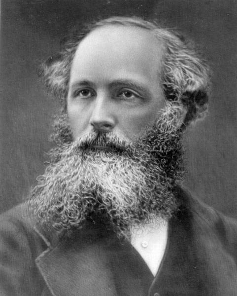 James Clerk Maxwell  (1831 - 1879)